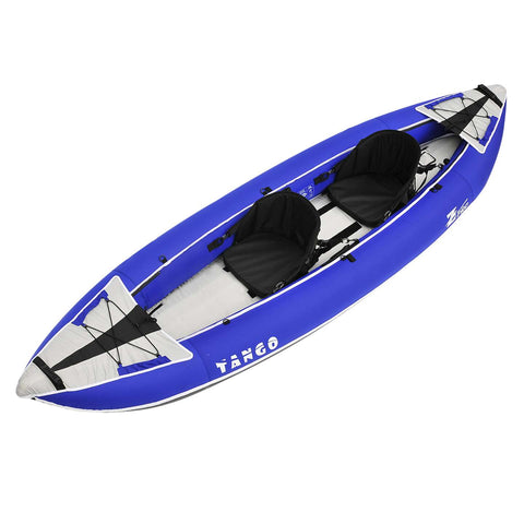 Z-pro Tango 2 man Inflatable Kayak Blue
