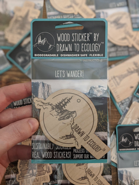 Wood Sticker Special