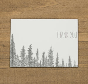 Thank you Postcard Pack