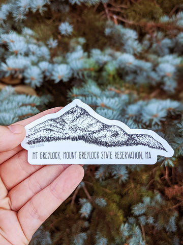 Mt. Greylock Sticker