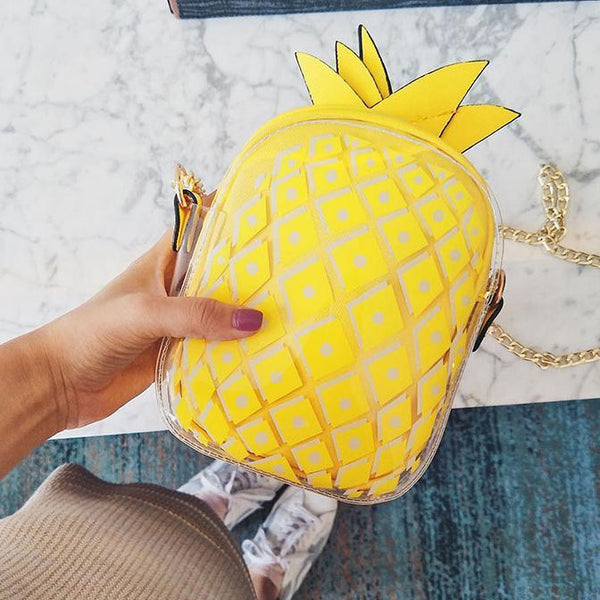Sweet Pineapple Shoulder Bag (various colors) HF00043