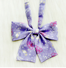 Star Print Uniform Bow Ties (various colors) HF00413