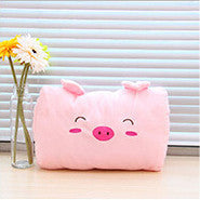 Small Comfortable Cartoon Plush Pillows Various Styles Hf00682