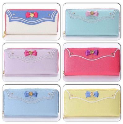 [Sailor Moon] Long Purses (various colors) HF00447