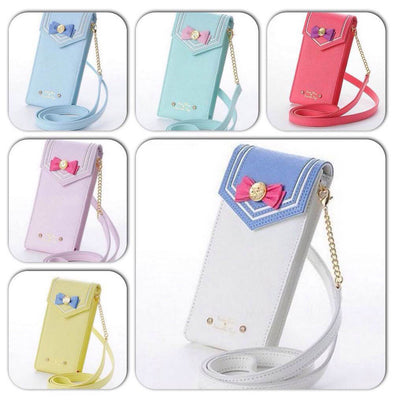 [Sailor Moon] Cute Phone Cases (various colors) HF00446