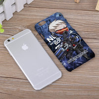 [Overwatch] iPhone Phone Cases (various characters) HF00558