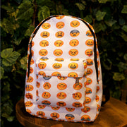 Emoticons College Backpack Bags (various colors) HF00140