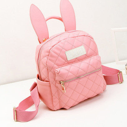 Cute Bunny Backpack Bags (various colors) HF00437