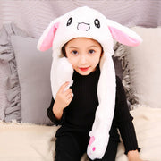 Kawaii Movable Bunny Ears Hat HF00008