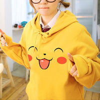[Pokemon] Pikachu Hoodie Sweater (various styles) HF00330