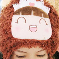 Cute Plush Animal Hats (various styles) HF00451