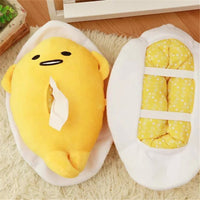 [Gudetama] Lazy Egg Yolk Tissue Box HF00626
