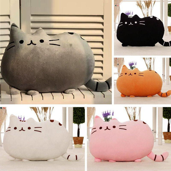 [Pusheen] Cute Kitty Cat Plush Dolls (various colors) HF00162