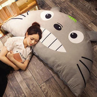 [Totoro] Cute Large Plush Pillow HF00096