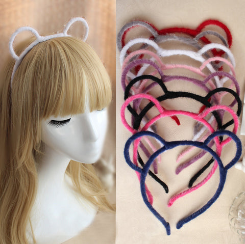 Cute Bear Headbands (various colors) HF00410