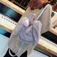 Cute Sleeping Bunny Lolita Backpack Bag HF00794