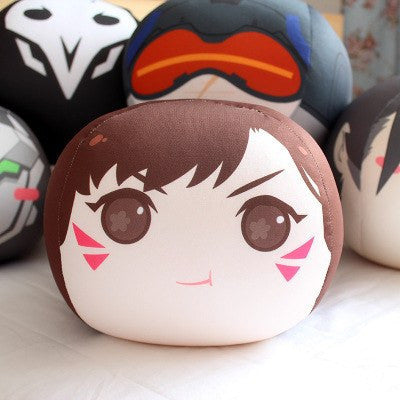 [Overwatch] Cute Pillows (various characters) HF00575