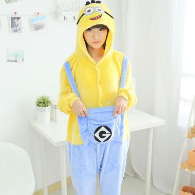[Minions] Cute Cartoon Cosplay Onesie HF00320