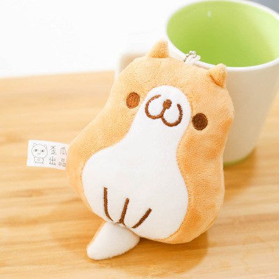 [Shiba Inu] Cute Dog Small Plush Pendant Ver.1 HF00859