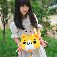 [Neko Atsume] Cute Faced Small Messenger Shoulder Bags Ver.1 (various styles) HF00548