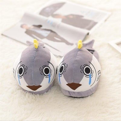 Sad Salted Fish Open Slippers HF00791