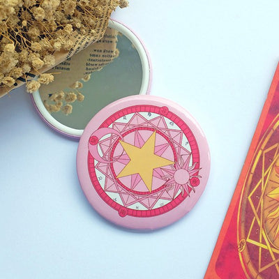 [Cardcaptor Sakura] Portable Make-Up Small Mirror HF00846