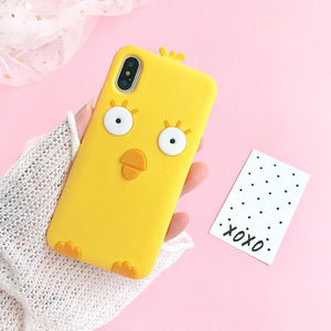 Surprised Chicken iPhone Phone Case HF00527