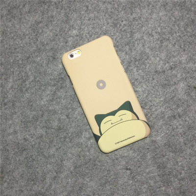 [Pokemon] Cute iPhone Phone Case (various characters) HF00730