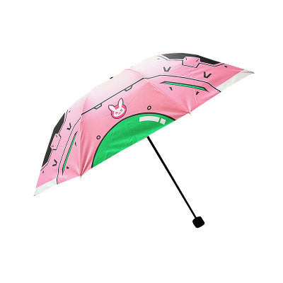 [Overwatch] D.VA Umbrella (pink) HF00404