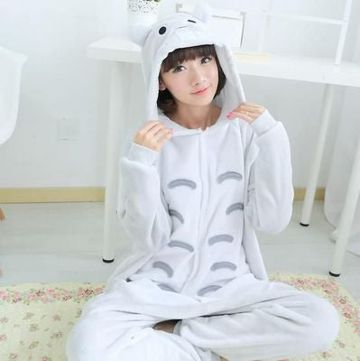 [Totoro] Cute Cartoon Cosplay Onesie HF00312