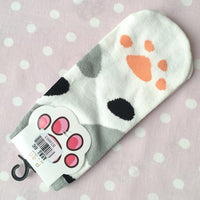 Neko Kitty Cat Paw Socks (various colors) HF00436