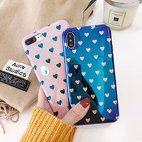 Cute Hearts iPhone Phone Case HF00074