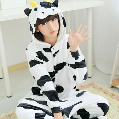 Cute Cow Cartoon Onesie HF00323