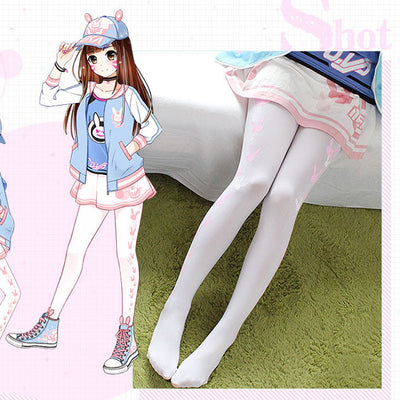 [Overwatch] D.VA Bunny Stockings HF00933