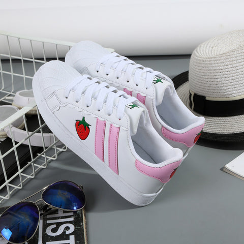 Strawberry Sneakers Shoes HF00439