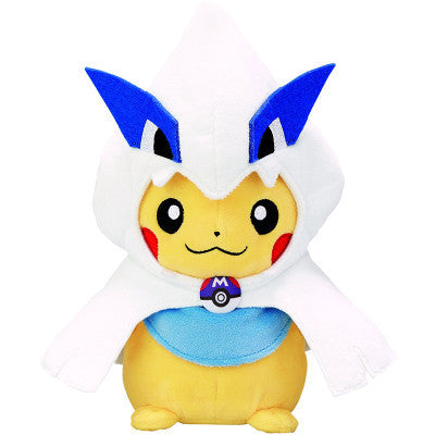 [Pokemon] Pikachu Cosplay Plush Toys (various styles) HF00590