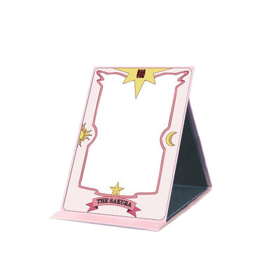 [Cardcaptor Sakura] Foldable Make-up Mirror HF00852