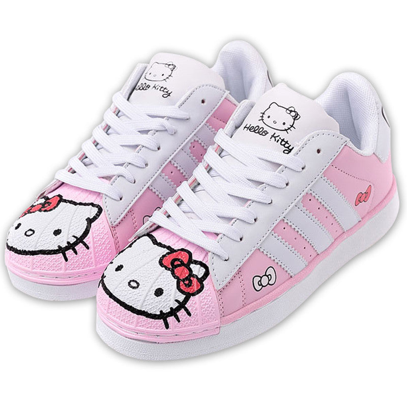 Kitty hello shoes