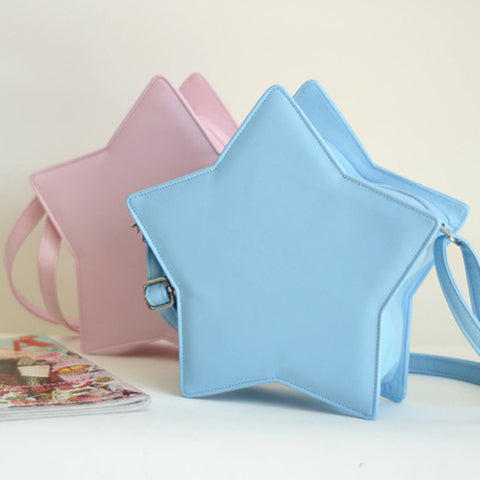 Star Shaped Shoulder Bags (various colors) HF00641