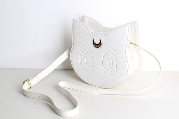 [Sailor Moon] Luna and Artemis Small Messenger Bag HF00506