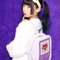 Gameboy Embroidered Backpack Bag HF00516