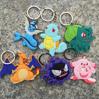 [Pokemon] Small Keychains (various characters) HF00592