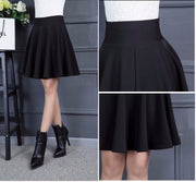 Korean Style Slim Waist Skirt HF00922