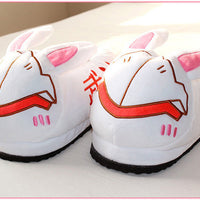 [Overwatch] Cute Genji Rabbit Cotton Slippers HF00396