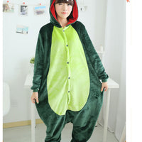 Cute Crocodile Cartoon Onesie HF00317