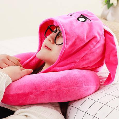 [Overwatch] D.VA DVA Bunny Travel Pillow HF00717