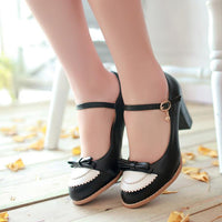 Japanese Style Sweet Lady High-Heels (various colors) HF00568