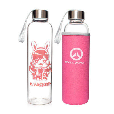 [Overwatch] Transparant Glass Cups (various characters) HF00938