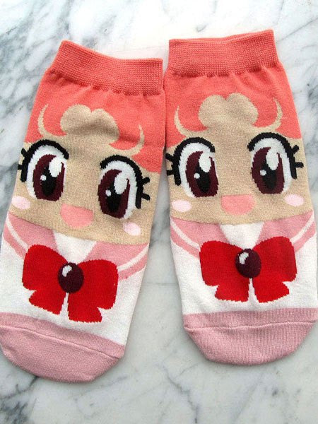 [Sailor Moon] Cute Shallow Mouth Socks (various characters) HF00839