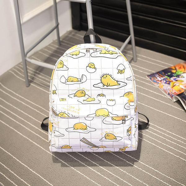[Gudetama] Egg Yolk Cartoon Bag HF00627